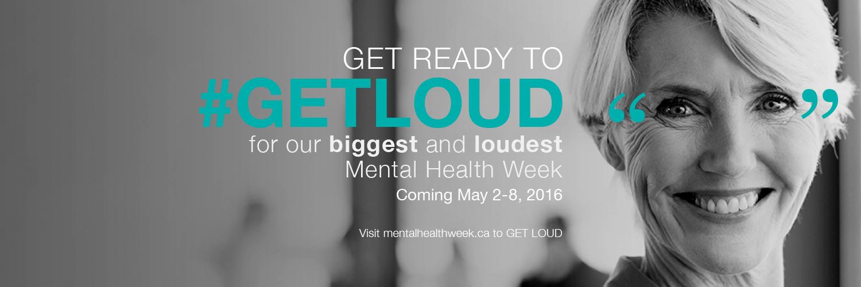 Parlez haut et fort à l'occasion de la 65e Semaine annuelle de la santé mentale de l'ACSM