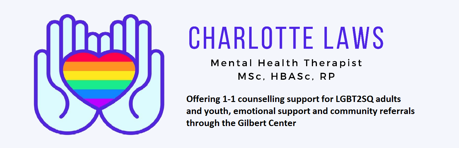 1-1 Counselling support for LGBT2SQ adults and youth