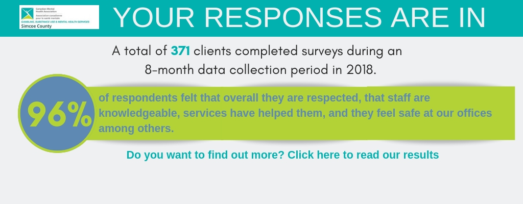 Our Clients' responses are in