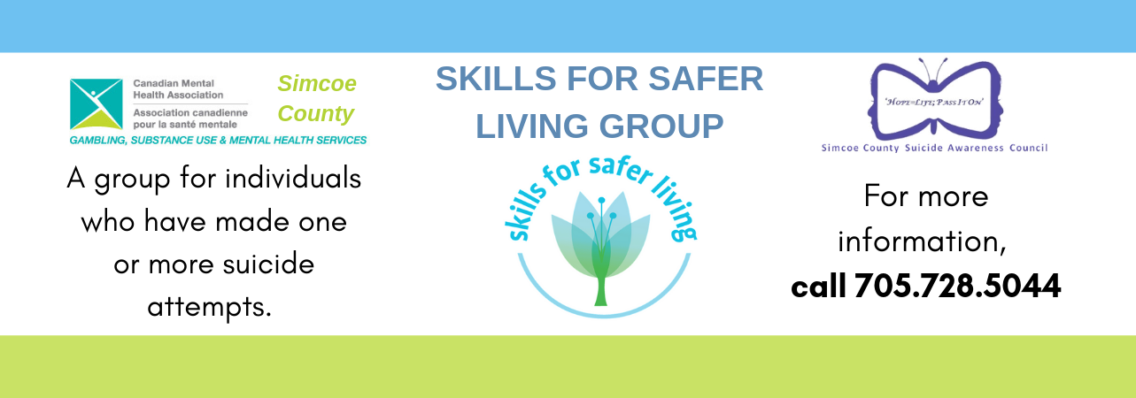 Skills for safer living group