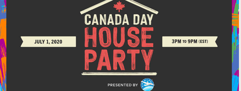 First Ever Canada Day House Party benefits CMHA